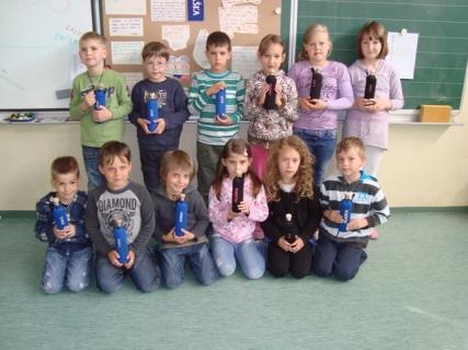 Les enfants avec Flaska