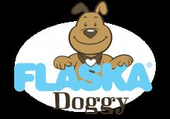 Doggy Flaska
